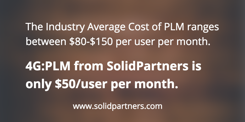 solidpartners plm price